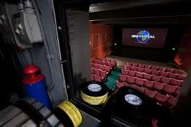 A Brief History of Cinemas