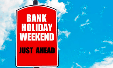 How Will You Spend Your Bank Holiday?