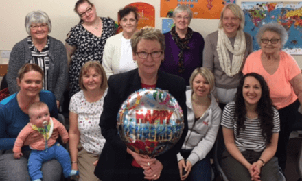 Slimming World Consultant Retires