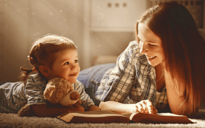 Why We Need Stories at Bedtime