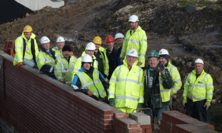 Chesterfield Canal Trust Receives Queen's Award
