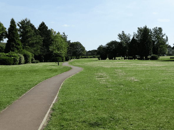 Paths in the Park