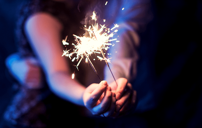 Sparkler Safety