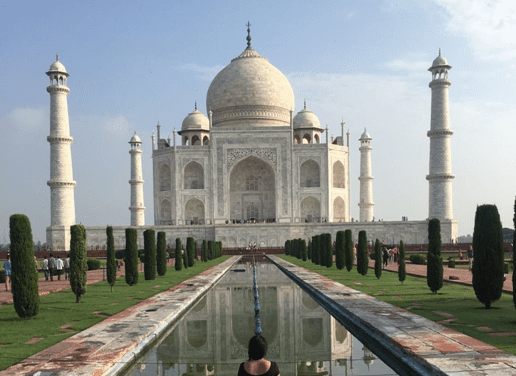 Our Indian Holiday of a Lifetime! The Taj Mahal